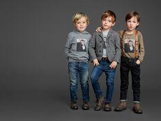 Little Gems: Dolce & Gabbana Kids 2014 Collection super style clothing Little Boy Fashion, Baby Boy Fashion, Fashion Kids, Toddler Boys, Kids Boys, Baby Kids, Little Man Style, Little Boys, Boys Style