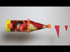 DIY Building a Bird House with Recycled Toilet Paper Rolls