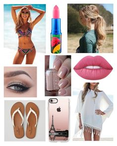 """""""Untitled #271"""" by cielphantomhivekuroshitsuji on Polyvore featuring American Eagle Outfitters, Casetify, Essie, Lime Crime and MAC Cosmetics"""