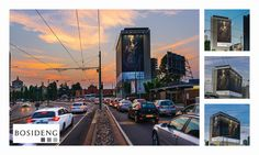 And after the tube...the sky. #BosidengItaly billboards #adv on Farini and Ferrari road!