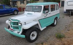 1962 Willys Station Wagon - Photo submitted by Jay Bernhardt.