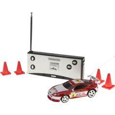 GPX - GranPrix Mini RC Racer Car - Red, DC06R