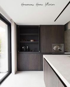 Beautiful Kitchens, Kitchen Interior, Modern Bathroom, Interior Ideas, Strand, Kitchen Cabinets, Space, House, Home Decor