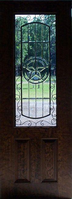 Rustic Doors Perfect For Texas!