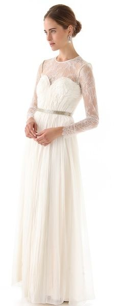 Madonna Long Gown - Lyst