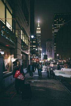 Streets of New York by Gensu