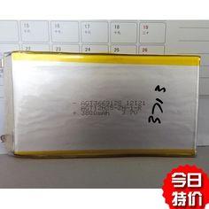 $32.00 (Buy here: https://alitems.com/g/1e8d114494ebda23ff8b16525dc3e8/?i=5&ulp=https%3A%2F%2Fwww.aliexpress.com%2Fitem%2F3-7V-lithium-polymer-battery-3669128-rechargeable-lithium-battery-other-common-rechargeable-batteries-3000%2F2051072607.html ) 3.7V lithium polymer battery 3669128 rechargeable lithium battery other common rechargeable batteries 3000 for just $32.00