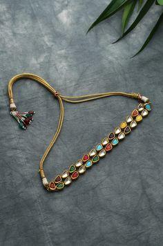 Fancy Jewellery, Temple Jewellery, Kerala Jewellery, Fancy Earrings, Jewellery Earrings, India Jewelry, Diamond Jewellery, Antique Necklace, Antique Jewelry