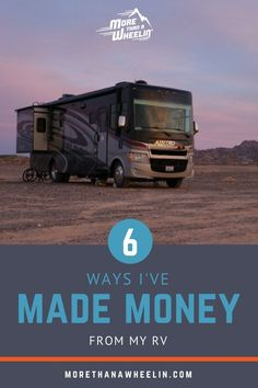 231 best how to make money on the road images in 2019 rv life rh pinterest com