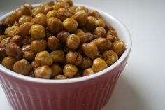 Roasted Chickpeas | 17 Super-Easy Appetizers That'll Make You Look Sophisticated