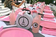 Paris table