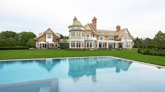 Is this $32 Million Turnkey Mansion the Most Glamorous Hamptons Estate for Sale?