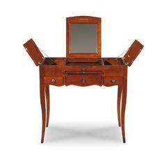 Mémoire Marie-Antoinette dressing table L 30 x H 28 x D 18 ½