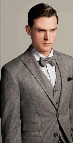 A beautiful suit