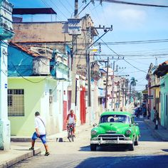 """Santa Clara, Cuba.  The city is known as the City of Che. In 1958 Che Guevara won there the final battle of the Cuban revolution...   """"The revolution is not an apple that falls when it is ripe. You have to make it fall"""" [Che]"""