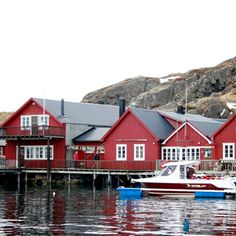 Lofoten Norway  This boards are ideas for new buildings. Take a look at www.kremmervika.no