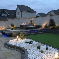 - Small garden design ideas are not simple to find. The small garden design is u. - Small garden d Back Garden Design, Garden Design Plans, Modern Garden Design, Back Garden Ideas, Back Garden Landscaping, Backyard Ideas For Small Yards, Minimalist Garden, Backyard Patio Designs, Patio Ideas