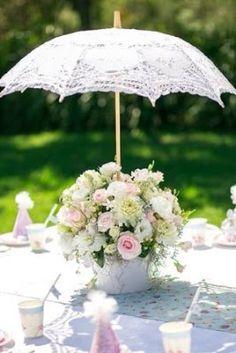 Decora tu Evento con Paraguas; Creativo y Lindo