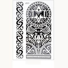 Tattoo Stickers,Vanvler Temporary Waterproof RemovableTattoo Stickers Fashion Body Art (V) *** Visit the image link more details. (This is an affiliate link) #TemporaryTattoos