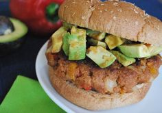 Fajita Turkey Burgers Recipe