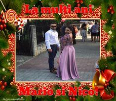 Personalizare felicitari cu poza si nume | Anul Nou | felicitaripersonalizate.com