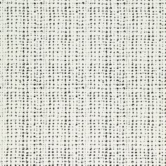 Sanderson - Brackley wallpaper in white/black