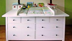 Der DIY- Wickelaufsatz - ein praktischer Blickfang für jedes Kinderzimmer Der Wickelaufsatz besteht im Wesentlichen aus Holz der Materialstärke 18 mm, welches mit Holzschutzlack für Kinderspielzeug gestrichen wurde. Da die Kommode...