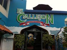 El Callejon ~ Encinitas restaurant ~ Not only Mexican Cuisine... but a Tequila Museum