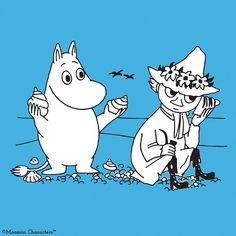 Have a great #Friday ! #allthingsmoomin #tovejansson #Moomin
