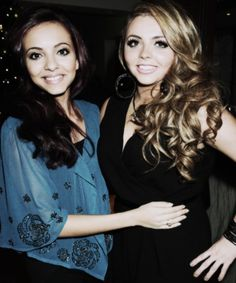 Jade Thirlwall and Jesy Nelson Little Mix Girls, Ordinary Girls, Jesy Nelson, Becky G, Perrie Edwards, Pop Singers, Girl Bands, First Girl, Celebs