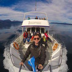 Navegando e explorando o Canal de Beagle  #beaglechannel #ushuaia #argentina #tierradelfuego #tbt #throwbackthursday #travel #gopro #boat #sea