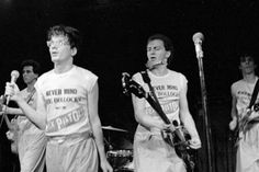 Did I ever tell you the story about Virgin asking DEVO if Johnny Rotten could join the band? Here's DEVO's Mark Mothersbaugh, in his own words … (click pic to link to a story even I never knew! Spud Fit, Mark Mothersbaugh, Johnny Rotten, Joy Division, The Clash, Music Icon, Post Punk, Lineup, Crossover