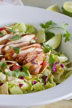 Grilled Caribbean Ch
