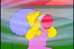 Imagen de cigarette, the simpsons, and grunge The Simpsons, Simpsons Cartoon, Simpson Wave, Los Simsons, Memes Lindos, Cartoon Background, Mood Pics, Soft Grunge, Reaction Pictures