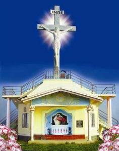 Kerala Christian Pilgrimage Locations: Ezhukumvayal St.Thomas Mount Pilgrim Center Idukki