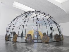 Mario Merz, 'Untitled (Igloo),' 1989, Kiasma Museum of Contemporary Art
