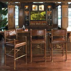This bar WILL be part of the basement remodel. Oh YES!