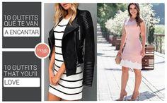 10  #outfits que te van a encantar y puedas comparar |  #Moda #mujer