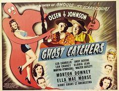Ghost Catchers - USA (1944) Director: Edward F. Cline