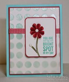 The Bright Spot - Seize the Sketch Fun Challenges, Stampin Up, Goodies, Bright, Crafty, Paper, Sweet, Frame, Blog