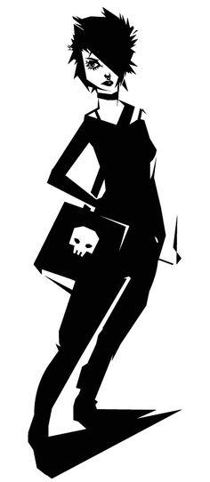 Lisbeth Salander by yeton on deviantART