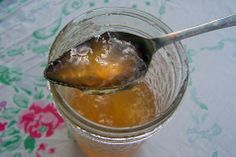 Honey Lemon Jam