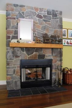 Photo Gallery Interior Fireplace Hearth Keystone