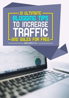 Blogging Tips   If you are blogging to create a successful business, then traffic and sales are important to you, and you are probably looking for some blogging tips to help you increase them. Traffic helps you convert people into subscribers who will buy from you repeatedly and recommend you to people they know for even more traffic and sales. If you don't have a lot of traffic to your blog now…