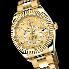 Rolex Oyster Perpetual Sky-Dweller Ankauf - http://www.luxusuhren-ankauf.de/rolex-ankauf