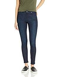 It is every woman's desire to look stylish. One of the ways to keep women stylish is by wearing skinny jeans. This will help them enhance their curvaceous Ripped Skinny Jeans, Super Skinny Jeans, Amazon Essentials, Denim Fabric, Black Skinnies, Trousers Women, Jeans Pants, Clothes For Women, Womens Fashion