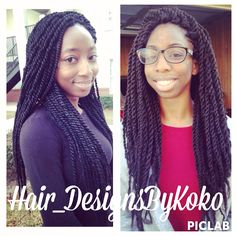 Crochet Braids Valdosta Ga : Box braids! on Pinterest Blonde Box Braids, Jumbo Box Braids and ...
