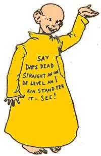 The Yellow Kid - Richard F. Outcault Created