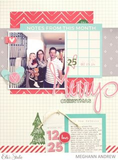 Merry Christmas :: Elle's Studio