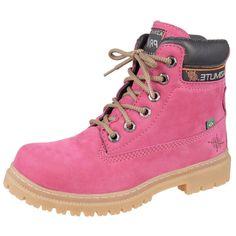 7688fcf222 Bota Adventure Feminina Difranca - Terra - Pink